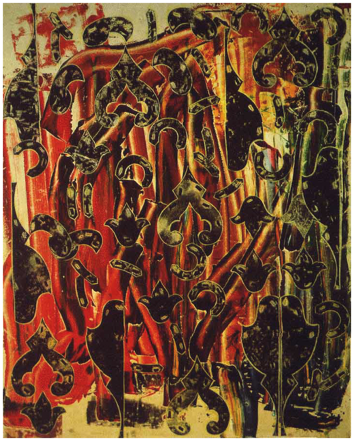 Abstract Painting, 1990
